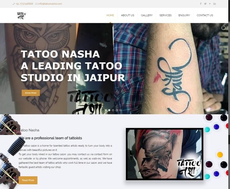 case study targeting tattoos